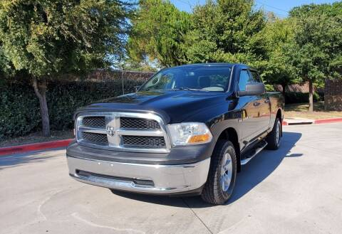 2012 RAM Ram Pickup 1500 for sale at International Auto Sales in Garland TX