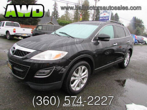 2012 Mazda CX-9 for sale at Hall Motors LLC in Vancouver WA