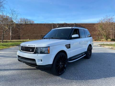 2013 Land Rover Range Rover Sport for sale at RoadLink Auto Sales in Greensboro NC