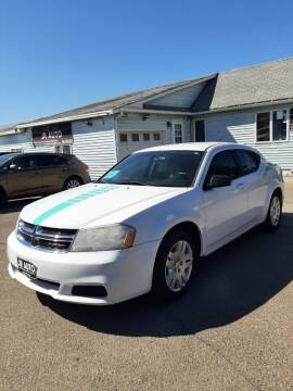 2014 Dodge Avenger for sale at JR Auto in Brookings SD