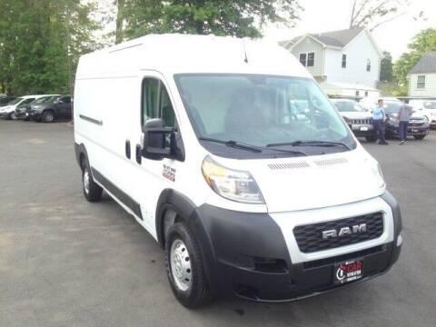 2020 RAM ProMaster Cargo for sale at EMG AUTO SALES in Avenel NJ