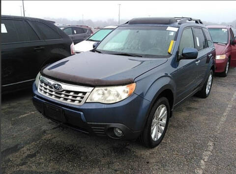2012 Subaru Forester for sale at Washington Street Auto Sales in Canton MA
