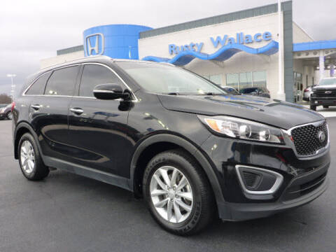 2017 Kia Sorento for sale at RUSTY WALLACE HONDA in Knoxville TN