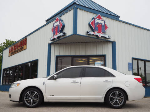 2012 Lincoln MKZ Hybrid for sale at DRIVE 1 OF KILLEEN in Killeen TX