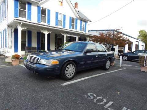 2008 Ford Crown Victoria for sale at Elite Motors INC in Joppa MD