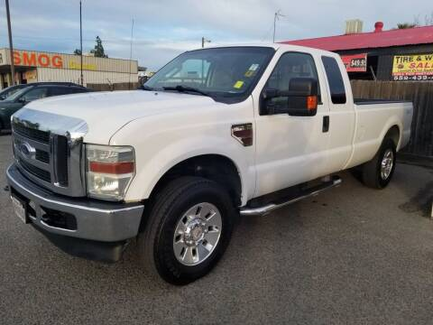 2008 Ford F-250 Super Duty for sale at Showcase Luxury Cars II in Pinedale CA