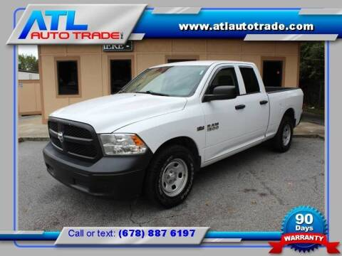 2015 RAM Ram Pickup 1500 for sale at ATL Auto Trade, Inc. in Stone Mountain GA
