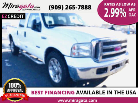2005 Ford F-250 Super Duty for sale at Miragata Auto in Bloomington CA