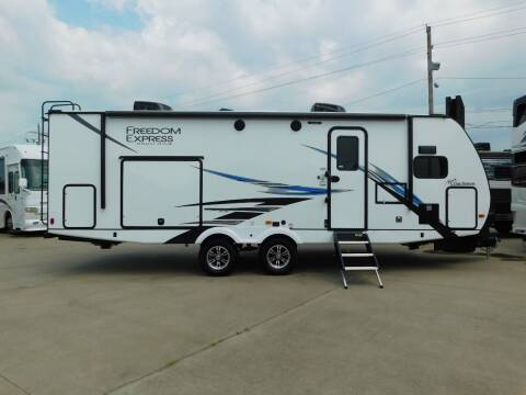2021 Coachmen Freedom Express 259FKDS for sale at Motorsports Unlimited in McAlester OK