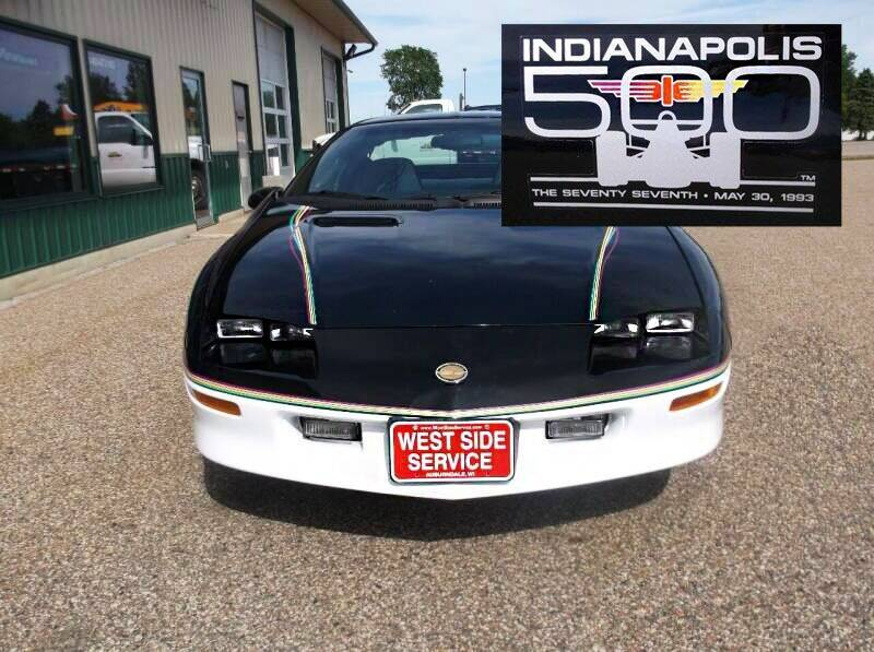 1993 Chevrolet Camaro for sale at West Side Service in Auburndale WI