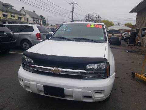 2006 Chevrolet TrailBlazer for sale at Roy's Auto Sales in Harrisburg PA
