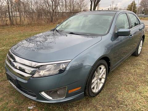 2012 Ford Fusion for sale at CItywide Auto Credit in Oregon OH