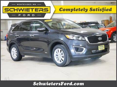 2017 Kia Sorento for sale at Schwieters Ford of Montevideo in Montevideo MN