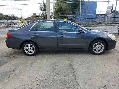 2006 Honda Accord for sale at Tims Auto Sales in Rocky Mount NC