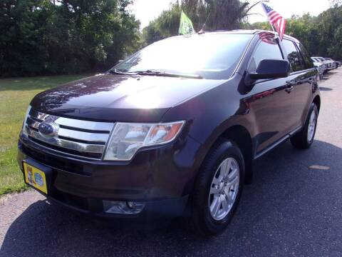 2007 Ford Edge for sale at American Auto Sales in Forest Lake MN