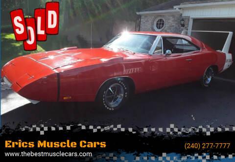 1969 Dodge Daytona for sale at Erics Muscle Cars in Clarksburg MD