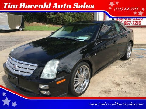2006 Cadillac STS for sale at Tim Harrold Auto Sales in Wilkesboro NC