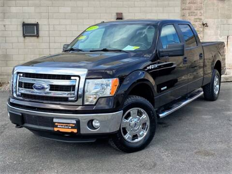 2013 Ford F-150 for sale at Somerville Motors in Somerville MA