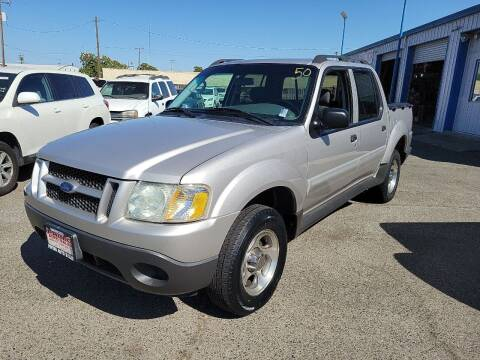 2004 Ford Explorer Sport Trac for sale at Primo Auto Sales in Merced CA