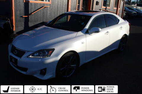 2011 Lexus IS 350 for sale at Sabeti Motors in Tacoma WA