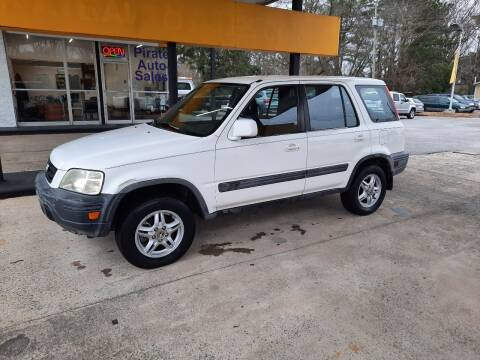 1999 Honda CR-V for sale at PIRATE AUTO SALES in Greenville NC