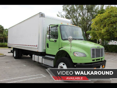 2016 Freightliner M2 106 for sale at Truck and Van Outlet in Miami FL