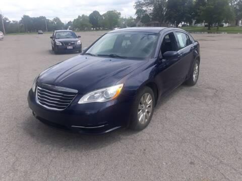 2014 Chrysler 200 for sale at Flag Motors in Columbus OH