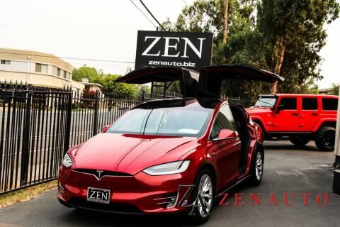 2019 Tesla Model X for sale at Zen Auto Sales in Sacramento CA