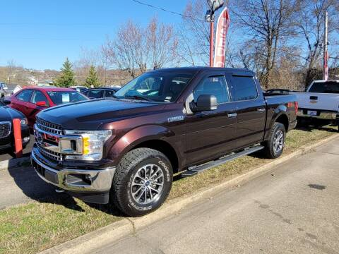 2018 Ford F-150 for sale at Ford's Auto Sales in Kingsport TN