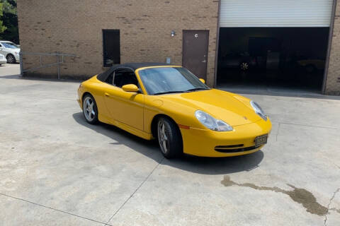 2000 Porsche 911 for sale at FrankBryan Auto & Logistics in Lithia Springs GA