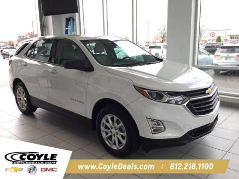 2018 Chevrolet Equinox for sale at COYLE GM - COYLE NISSAN in Clarksville IN