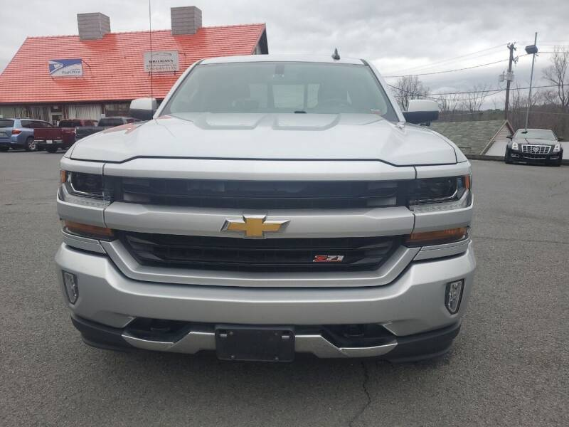 2016 Chevrolet Silverado 1500 for sale at Mulligan's Auto Exchange LLC in Paxinos PA