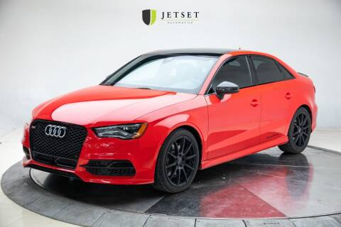 2016 Audi S3 for sale at Jetset Automotive in Cedar Rapids IA