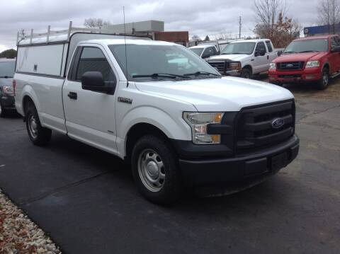 2016 Ford F-150 for sale at Bruns & Sons Auto in Plover WI