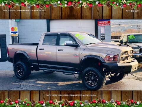 2010 Dodge Ram Pickup 2500 for sale at Independent Performance Sales & Service in Wenatchee WA