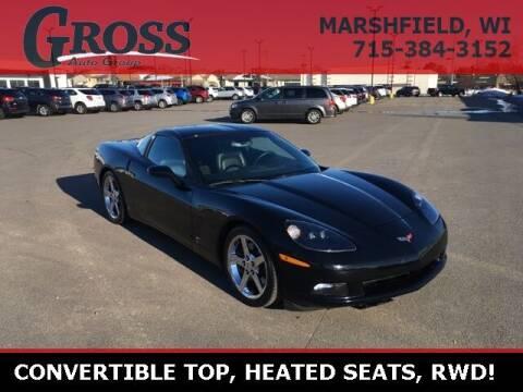 2008 Chevrolet Corvette for sale at Gross Motors of Marshfield in Marshfield WI