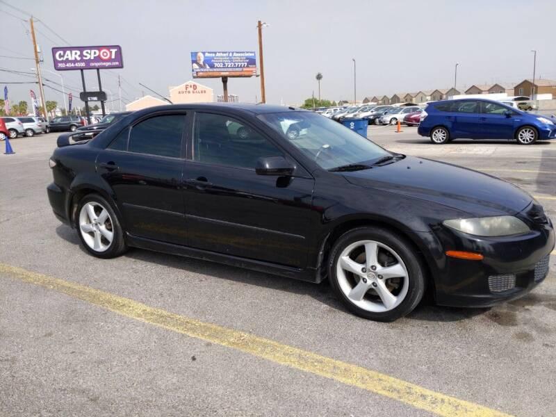 2007 Mazda MAZDA6 for sale at Car Spot in Las Vegas NV