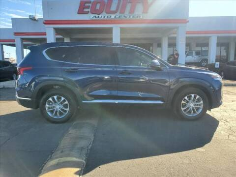 2019 Hyundai Santa Fe for sale at EQUITY AUTO CENTER in Phoenix AZ