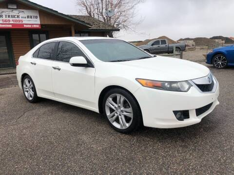 2010 Acura TSX for sale at 5 Star Truck and Auto in Idaho Falls ID