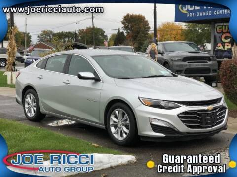 2019 Chevrolet Malibu for sale at Mr Intellectual Cars in Shelby Township MI