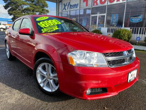 2013 Dodge Avenger for sale at Xtreme Truck Sales in Woodburn OR