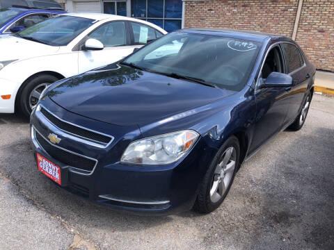 2011 Chevrolet Malibu for sale at Sonny Gerber Auto Sales in Omaha NE
