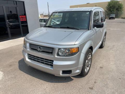 2007 Honda Element for sale at Legend Auto Sales in El Paso TX