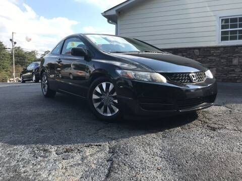 2009 Honda Civic for sale at No Full Coverage Auto Sales in Austell GA