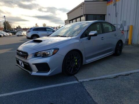 2019 Subaru WRX for sale at Hi-Lo Auto Sales in Frederick MD