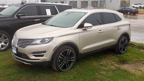 2017 Lincoln MKC for sale at BIG STAR HYUNDAI in Houston TX
