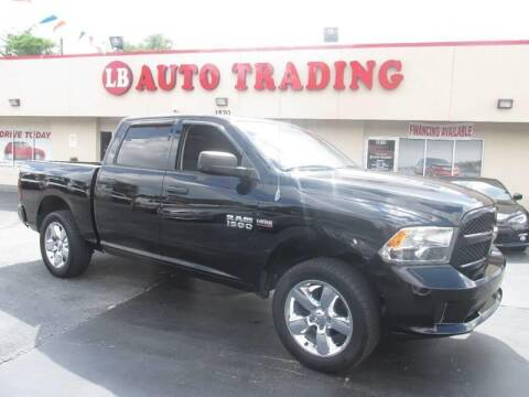 2013 RAM Ram Pickup 1500 for sale at LB Auto Trading in Orlando FL