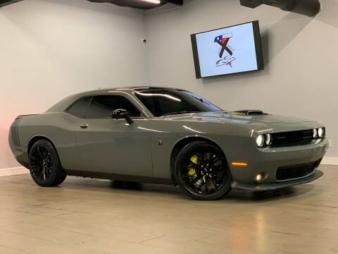 2018 Dodge Challenger for sale at TX Auto Group in Houston TX