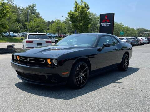 2016 Dodge Challenger for sale at Midstate Auto Group in Auburn MA