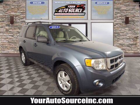 2011 Ford Escape for sale at Your Auto Source in York PA